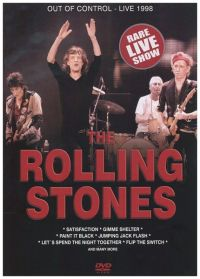 Cover The Rolling Stones - Out Of Control - Live 1998 [DVD]